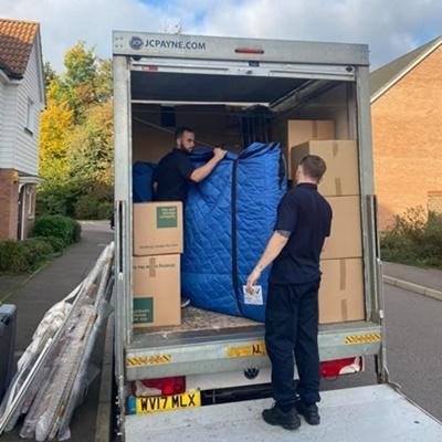 Home removals in Broxbourne