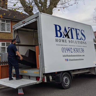 Home removals in Hertford