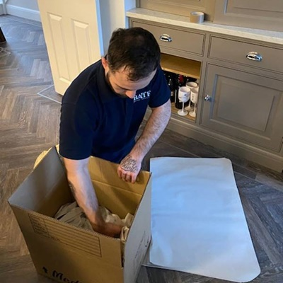 Home removals in hertfordshire